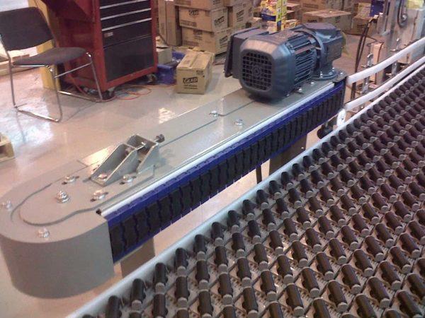 Intralox Passive Turn Conveyor