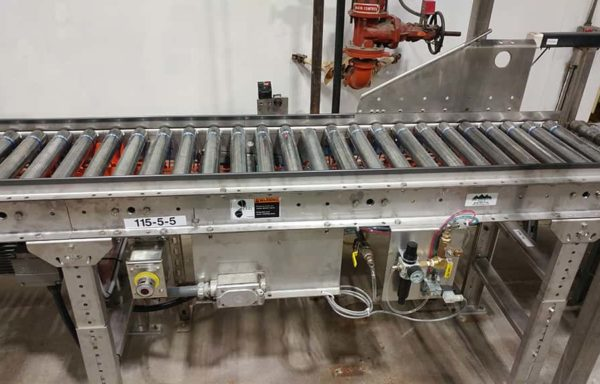Line Shaft Conveyor 3