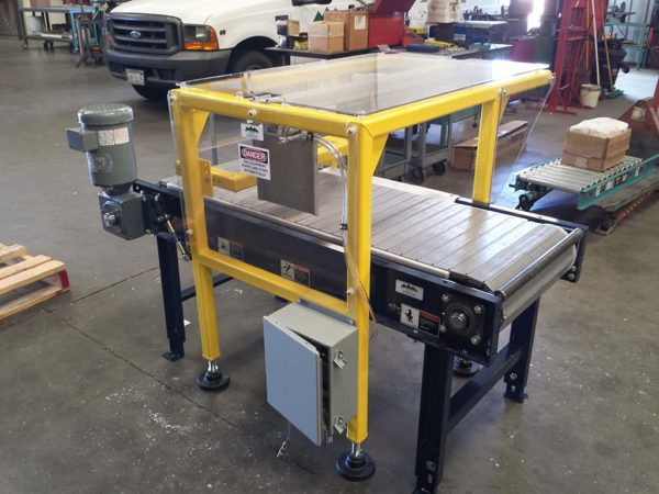 Pusher 1 - Specialty Conveyor Products