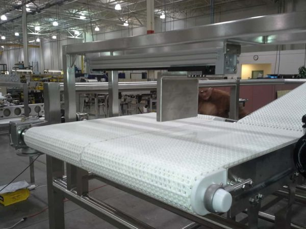 Pusher Conveyor - Specialty Products