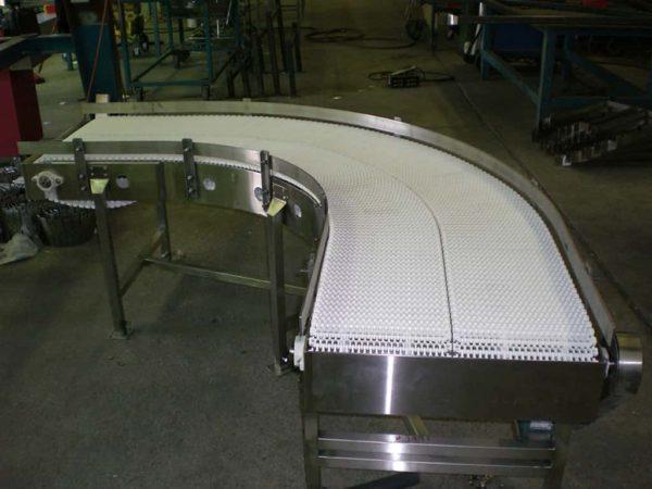 Stainless Steel Dual Belt