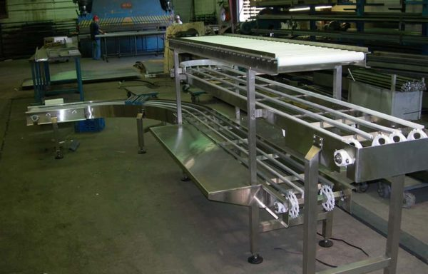 Stainless Steel Packout Station 1