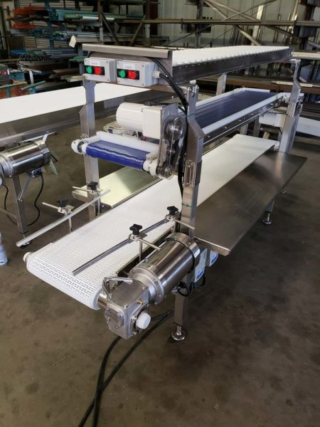 Stainless Steel Packout Station