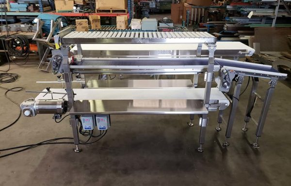 Stainless Steel Packout Station 3