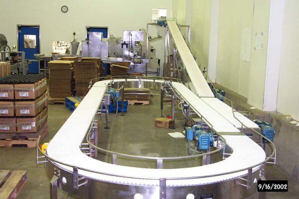 Stainless Steel Plastic Modular Belt 3