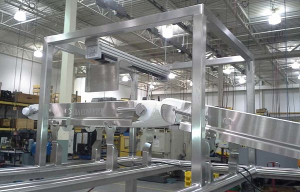 Stainless Conveyors
