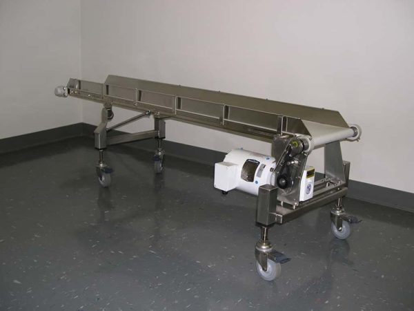 Stainless Sanitary Belt conveyor