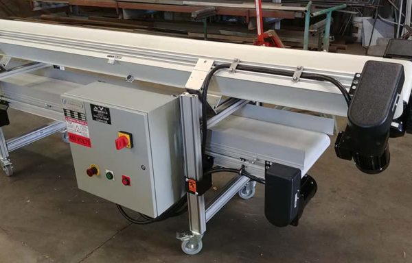 Belted Conveyor Two