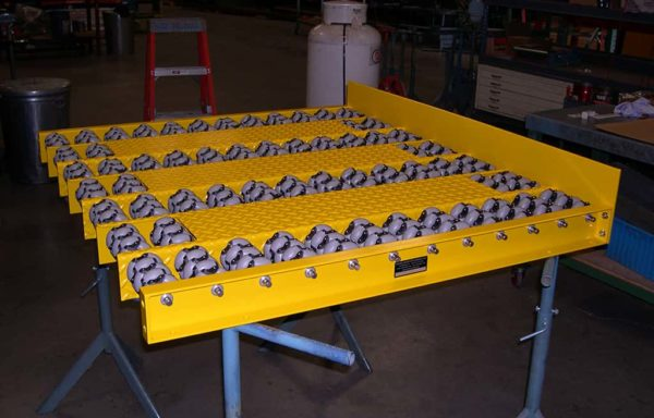 Omni Gravity Transfer Pallet Conveyor