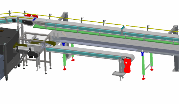 Bread Conveying System
