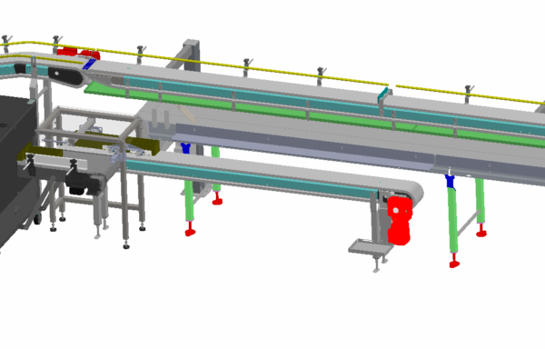 Bread Conveying System 3