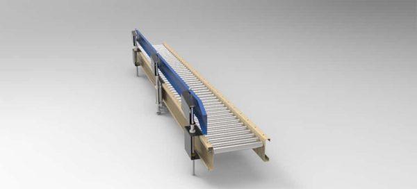 Automated Conveyor Rail - Design Build