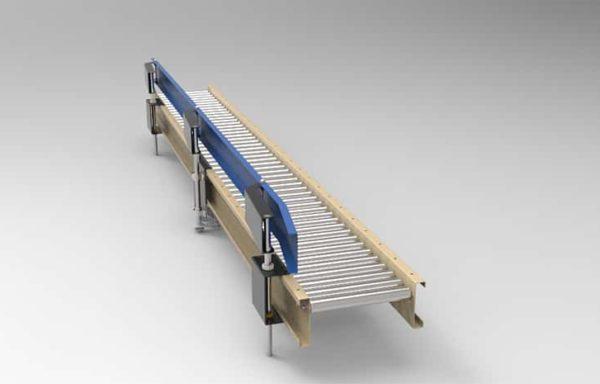 Conveyor Assembly Automated Conveyor Rail