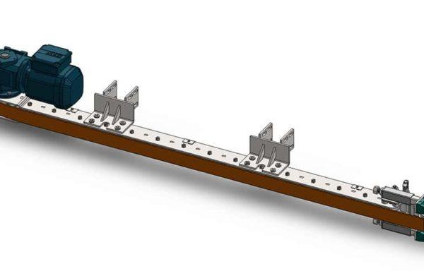 Conveyor Assembly Side Belt